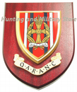 QARANC Q.A.R.A.N.C. Military Nursing Regimental Wall Plaque